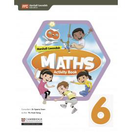Marshall Cavendish Maths Activity Book 6 (CIE)