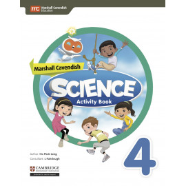 Marshall Cavendish Science Activity Book 4 (CIE)