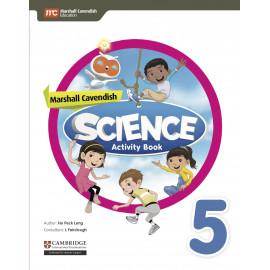 Marshall Cavendish Science Activity Book 5 (CIE)