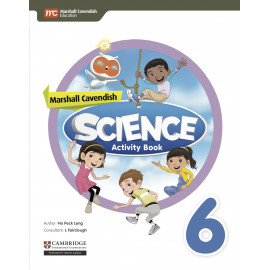 Marshall Cavendish Science Activity Book 6 (CIE)