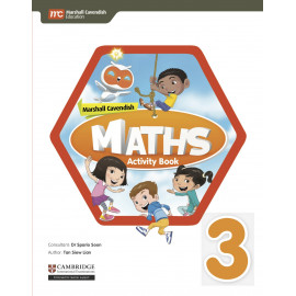 Marshall Cavendish Maths Activity Book 3 (CIE)