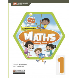 Marshall Cavendish Maths Activity Book 1 (CIE)