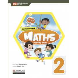 Marshall Cavendish Maths Activity Book 2 (CIE)