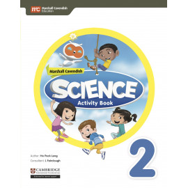 Marshall Cavendish Science Activity Book 2 (CIE)