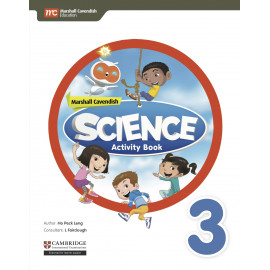 Marshall Cavendish Science Activity Book 3 (CIE)