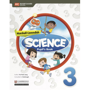 Marshall Cavendish Science Pupil's Book 3 (CIE) (Print & E-book bundle)