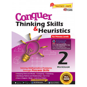 Conquer Thinking Skills & Heuristics for Primary 2