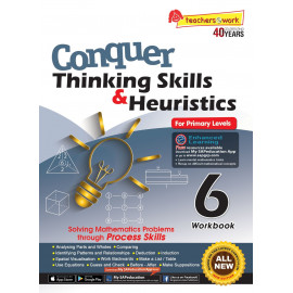 Conquer Thinking Skills & Heuristics for Primary 6