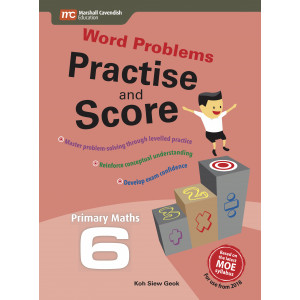 Word Problems - Practise and Score Primary 5 (2nd edition)