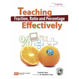 Teaching Fraction, Ratio and Percentage Effectively