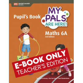 My Pals Are Here Maths Pupil's Book 6A (3rd Edition) (E-book Teacher Edition)