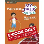 My Pals Are Here Maths Pupil's Book 6A (3rd Edition) (E-book Student Edition)