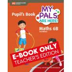 My Pals Are Here Maths Pupil's Book 6B (3rd Edition) (E-book Teacher Edition)