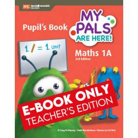 My Pals Are Here Maths Pupils Book 1A 3ED
