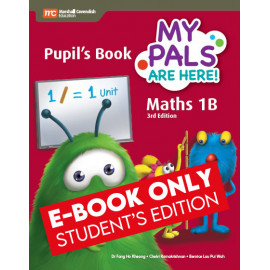 My Pals Are Here Maths Pupil's Book 1B (3rd Edition) (E-book Student Edition)