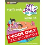My Pals Are Here Maths Pupil's Book 3A (3rd Edition) (E-book Teacher Edition)
