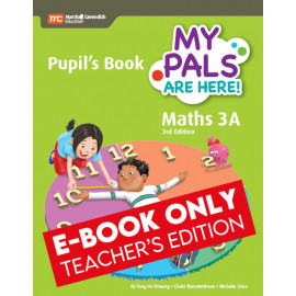 My Pals Are Here Maths Pupil's Book 3A (3rd Edition) (E-book Teacher Edition)
