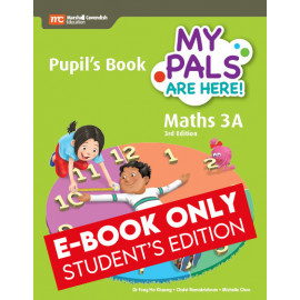 My Pals Are Here Maths Pupil's Book 3A (3rd Edition) (E-book Student Edition)