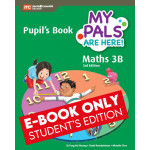 My Pals Are Here Maths Pupil's Book 3B (3rd Edition) (E-book Student Edition)
