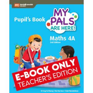 My Pals Are Here Maths Pupil's Book 4A (3rd Edition) (E-book Teacher Edition)
