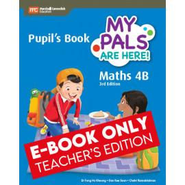My Pals Are Here Maths Pupils 4B (3rd Edition)