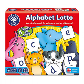 Alpahbet Lotto