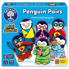 Penguin Pairs Mini Games