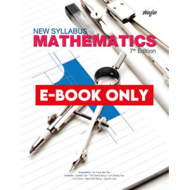 New Syllabus Mathematics Textbook 1 (7th Ed) (E- Book)