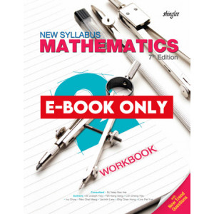 New Syllabus Mathematics Workbook 2 (7th Edition)