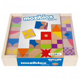 Moxiblox Nature - Visual Perceptual Strategy Game