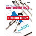 New Syllabus Mathematics Teacher's Resource Book 1 (7th Ed) (E-book)