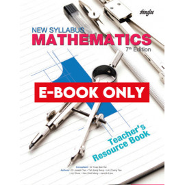 New Syllabus Mathematics Teacher's Resource Book 1 (7th Ed) (E-book)