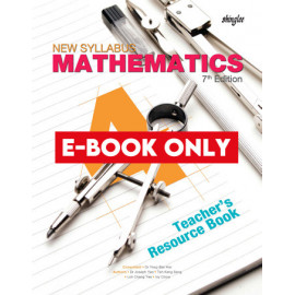 New Syllabus Mathematics Teacher's Resource Book 4 (7th Ed) (E-book)