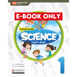 Marshall Cavendish Science Pupil's Book 1 (CIE) (Print & E-book bundle)