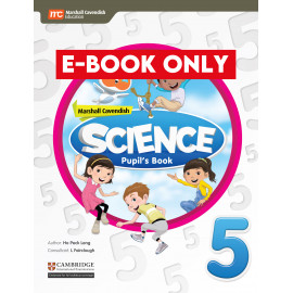 Marshall Cavendish Science Pupil's Book 5 (CIE) (Print & E-book bundle)