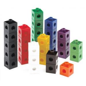 Connect-a-Cube Singapore Blocks - 250 pcs