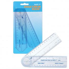 Safe - T Angle /Linear Ruler