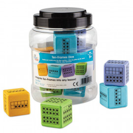 Ten Frame Dice 5cm (12pcs)