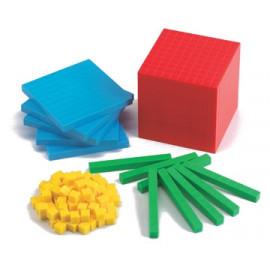 Base Ten Plastic Individual Set