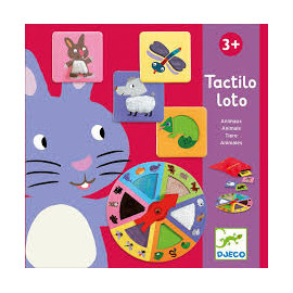 Tactilo Loto Animals Game