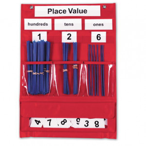 Pocket Chart Counting & Place Value