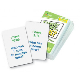 I Have, Who Has? - Elapsed Time 36pc