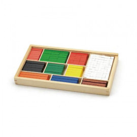 Number Sticks (Cuisenaire) Wood