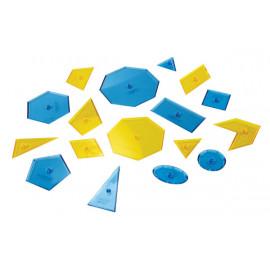 Geometric Tracing Set (17piece)
