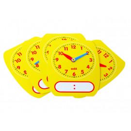 Clock w&w Student 12hr 1pc