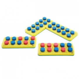 Ten Frame Magnetic Foam (2 boards)