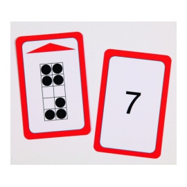 Ten Frame Number Cards