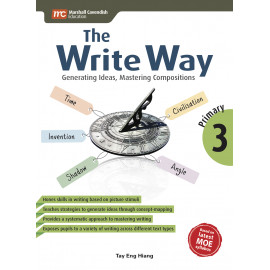 The Write Way Primary 3