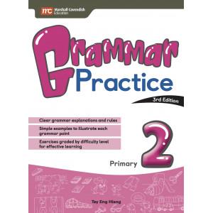 Grammar Practice Primary 2 (3rd Edition)