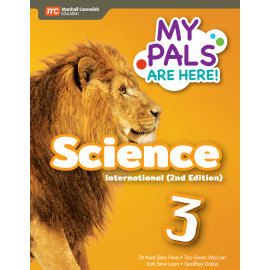 MPH Science Textbook 3 International (2nd Edition)
